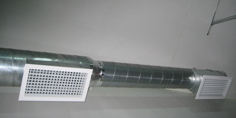 Вентиляционные решетки и воздухораспределители