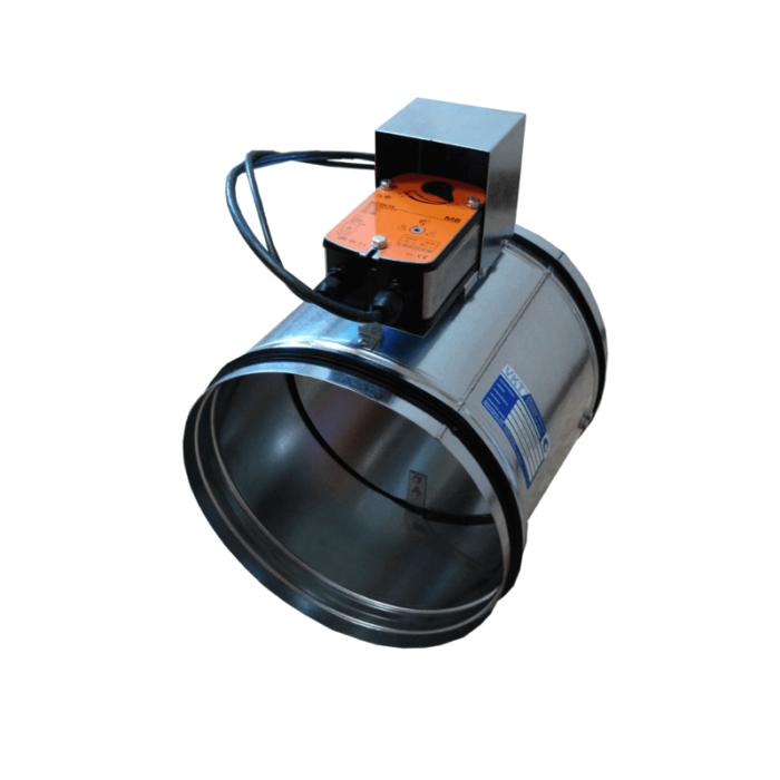 Противопожарный клапан КПС-1м