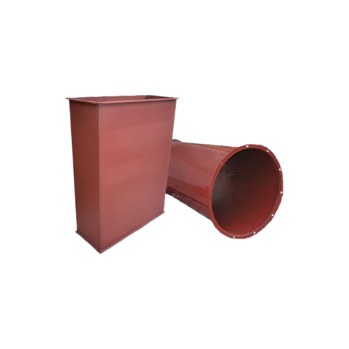 Сварные воздуховоды для дымоудаления