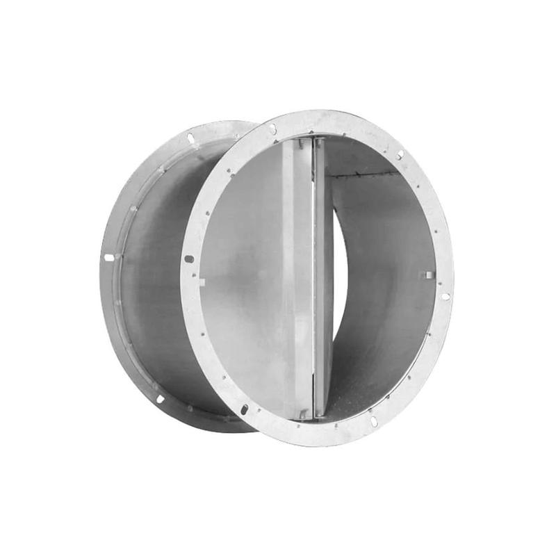 Клапаны обратные к крышным вентиляторам