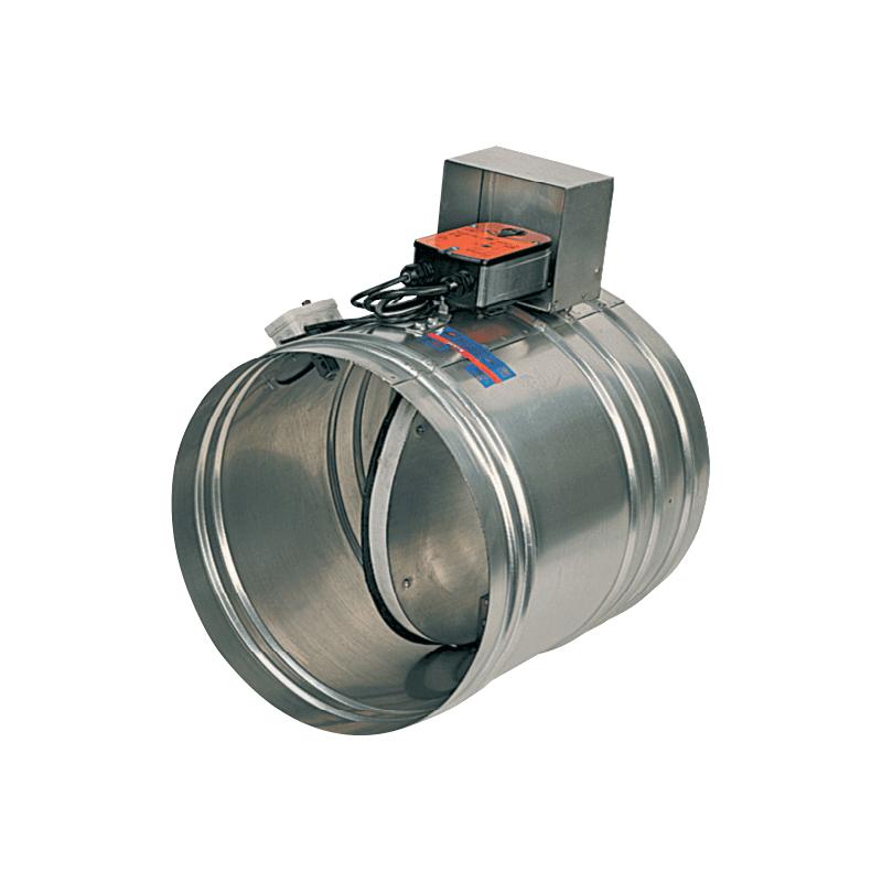 Клапан противопожарный КЛОП-1