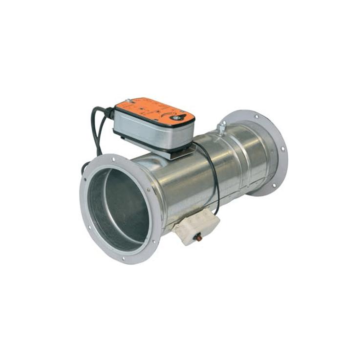 Клапан противопожарный КЛОП-2
