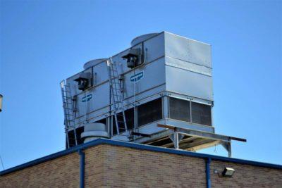 Промышленные вентиляционные установки