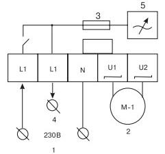 подключение регулятора mty