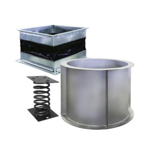 Комплектующие для вентиляторов