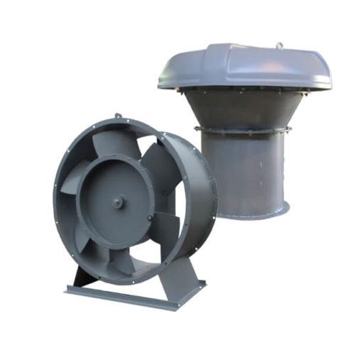 Вентиляторы подпора