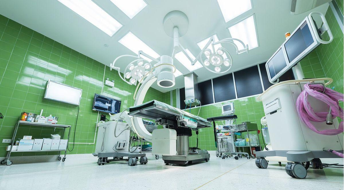 вентиляция в операционной, фото