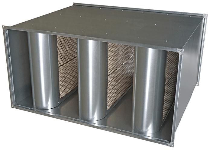 шумоизоляция воздуховодов вентиляции, фото