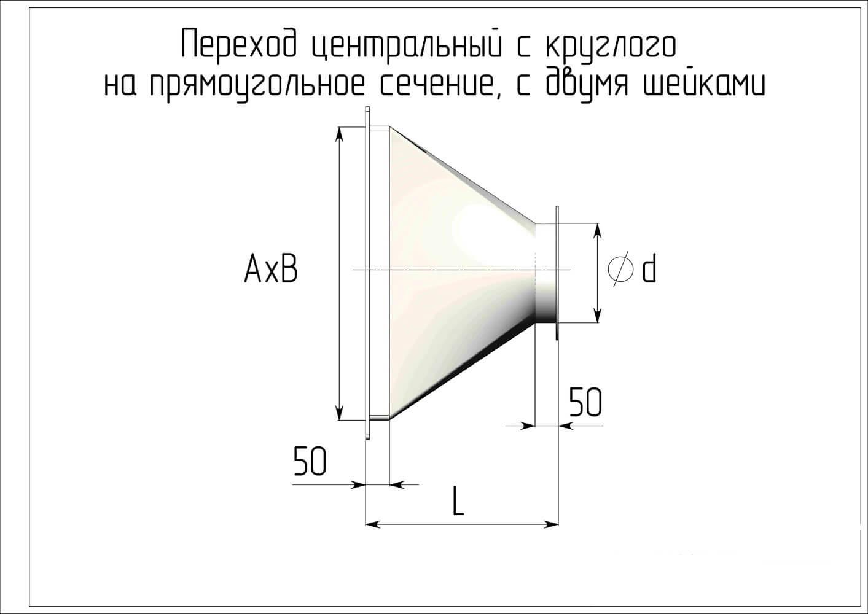 переход на квадрат
