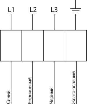схема подключения овр