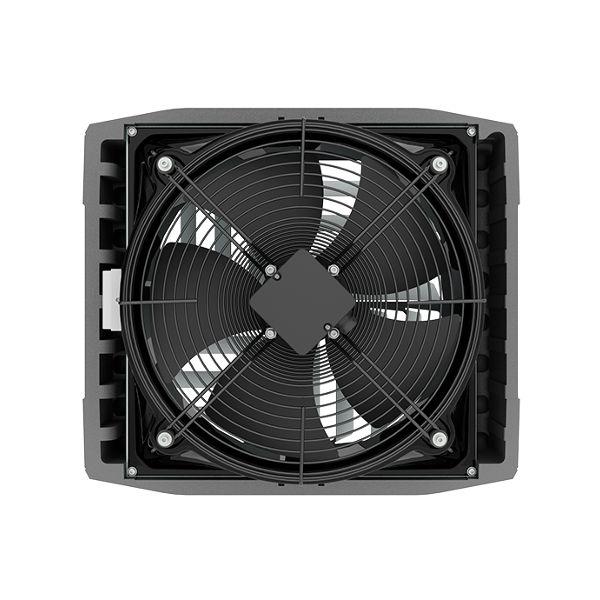 вентилятор дестатификатор