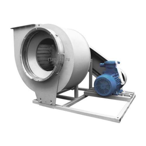 вентилятор среднего давления схема 5