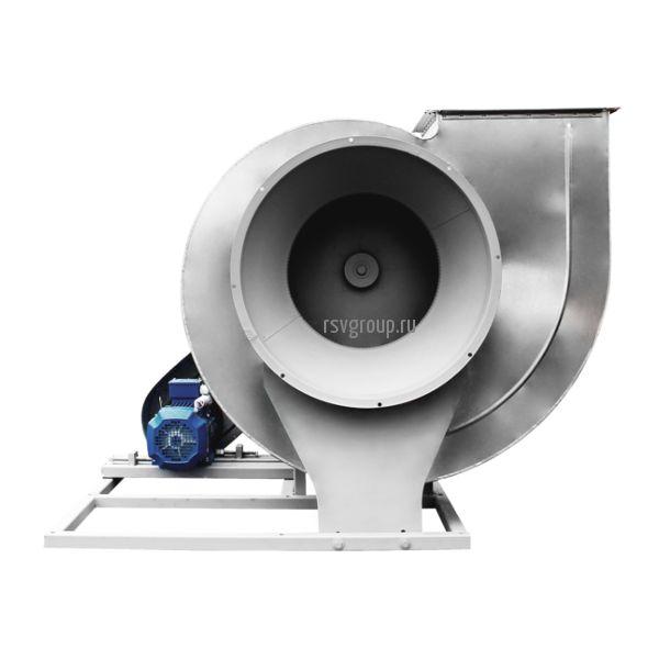 вентилятор ременная передача