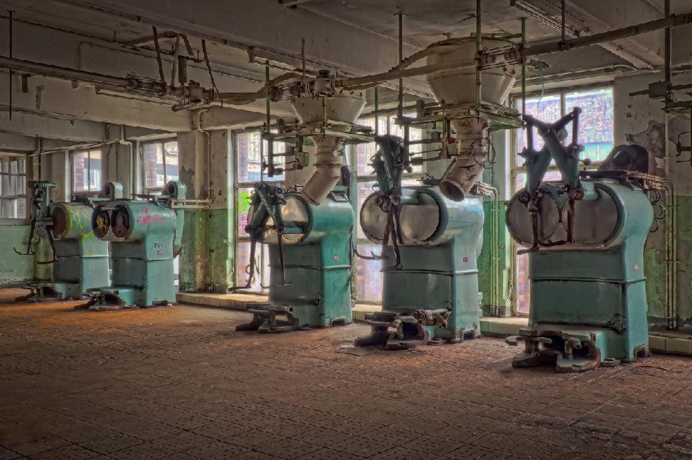 Вентиляция механических цехов